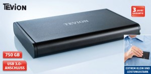 Hofer Tevion 750 Gb